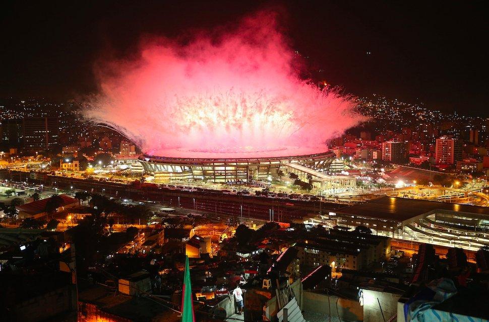 Украина вышла на открытие Олимпиады в Рио 195-ой из 207 стран-участниц - фото 7605