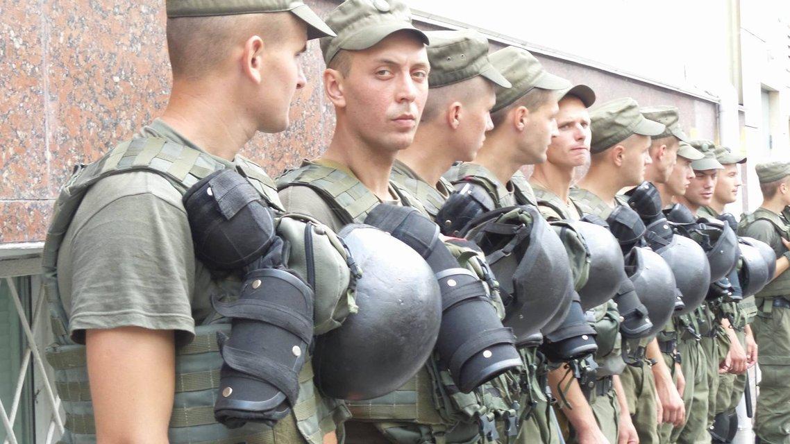 В Киеве началось заседание суда по избранию меры пресечения Ефремову - фото 6901