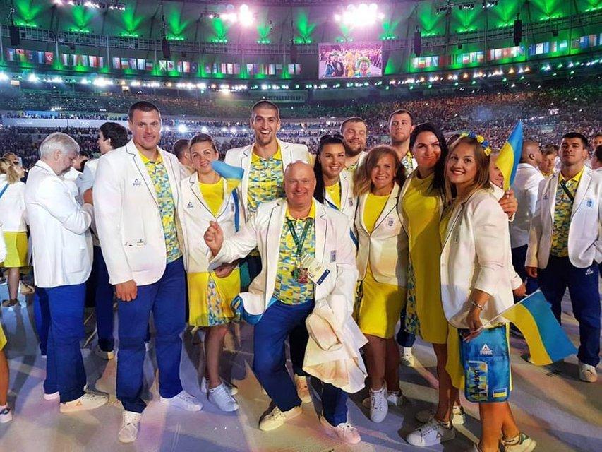 Олимпиада-2016 в Рио-де-Жанейро открыта - фото 7610