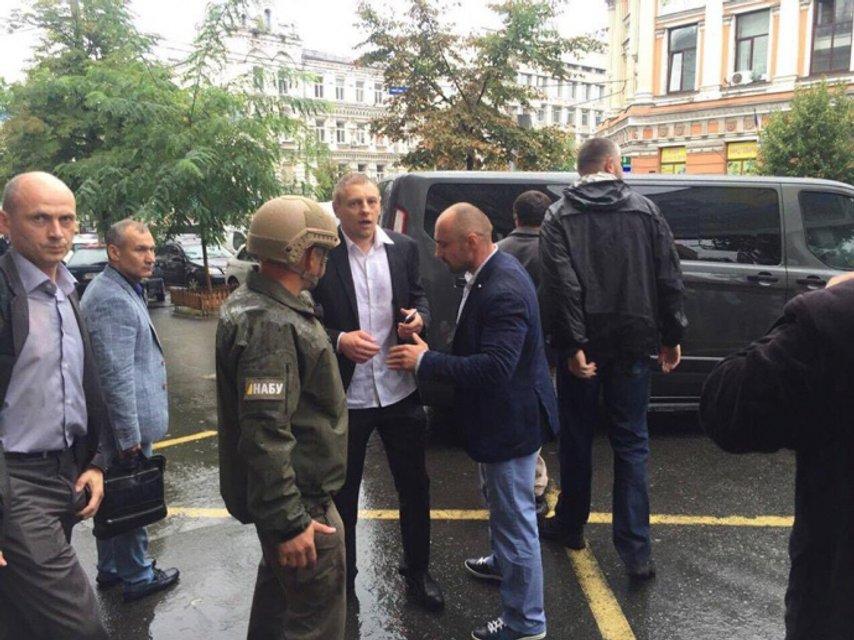 В ГПУ установили что сотрудники НАБУ организовали слежку за их департаментом - фото 8549