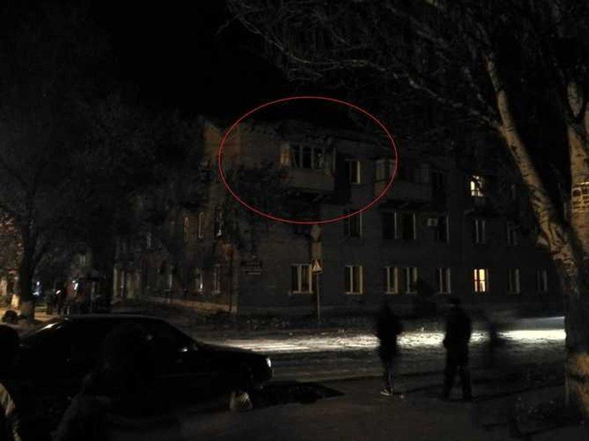Боевики из артиллерии обстреляли жилые районы Макеевки, есть пострадавшие - фото 19028