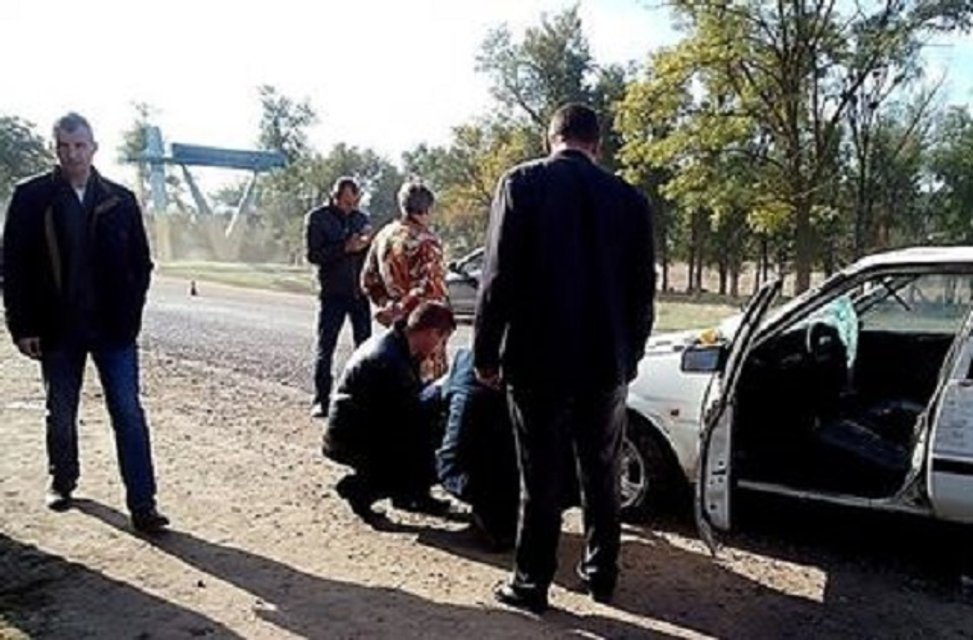 Пьяный полицейский сбил пешехода в Николаевской области - фото 15286