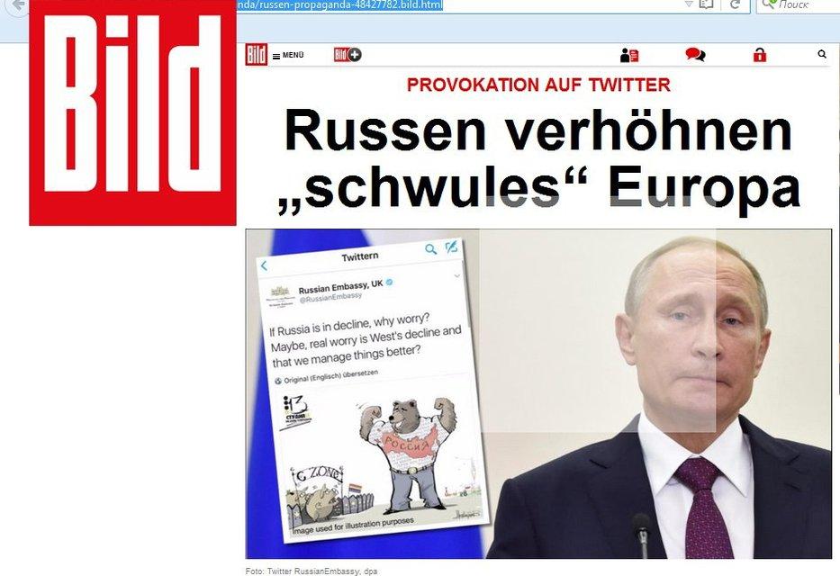 Не смешно: посольство РФ в Великобритании сравнило страны ЕС со свиньями - фото 18915