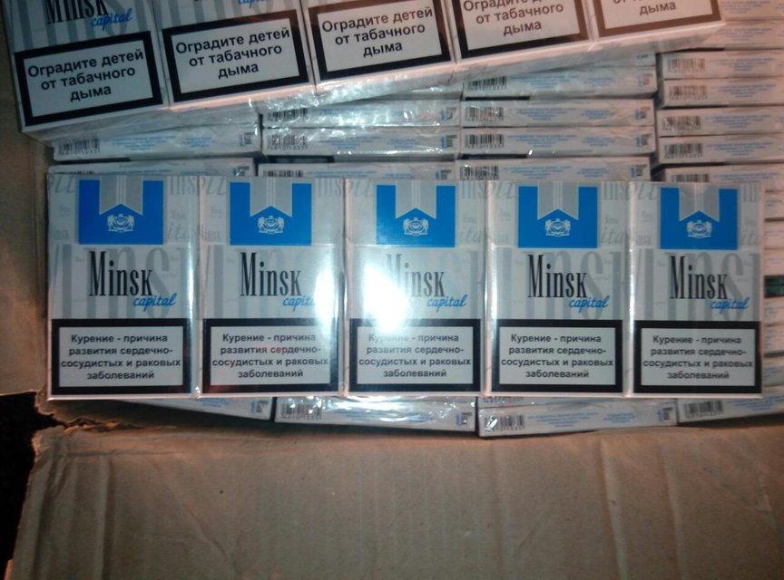 В Одесской области предотвратили контрабанду сигарет на 4 млн. гривен - фото 15815