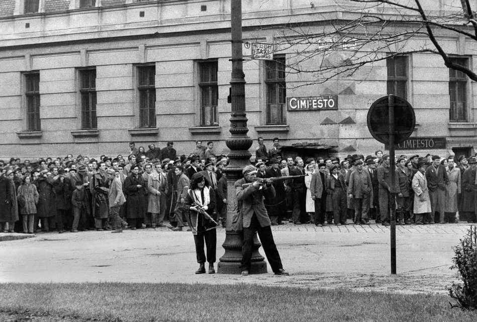 Угорська репетиція. Як вплинуло на європейську історію повстання 1956 року - фото 18529