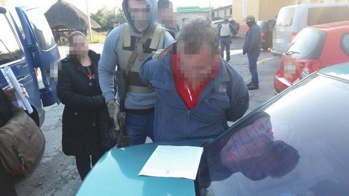 Украинская контрразведка разоблачила российского шпиона - фото 16384