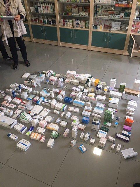 СБУ разоблачила сеть по продаже поддельных лекарств из России и Донбасс - фото 15691
