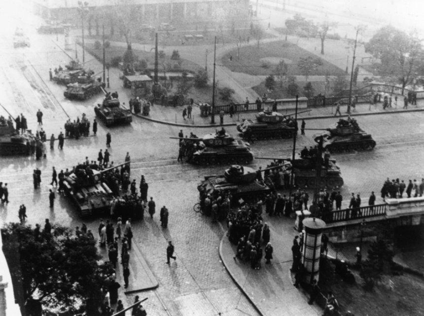 Угорська репетиція. Як вплинуло на європейську історію повстання 1956 року - фото 18525