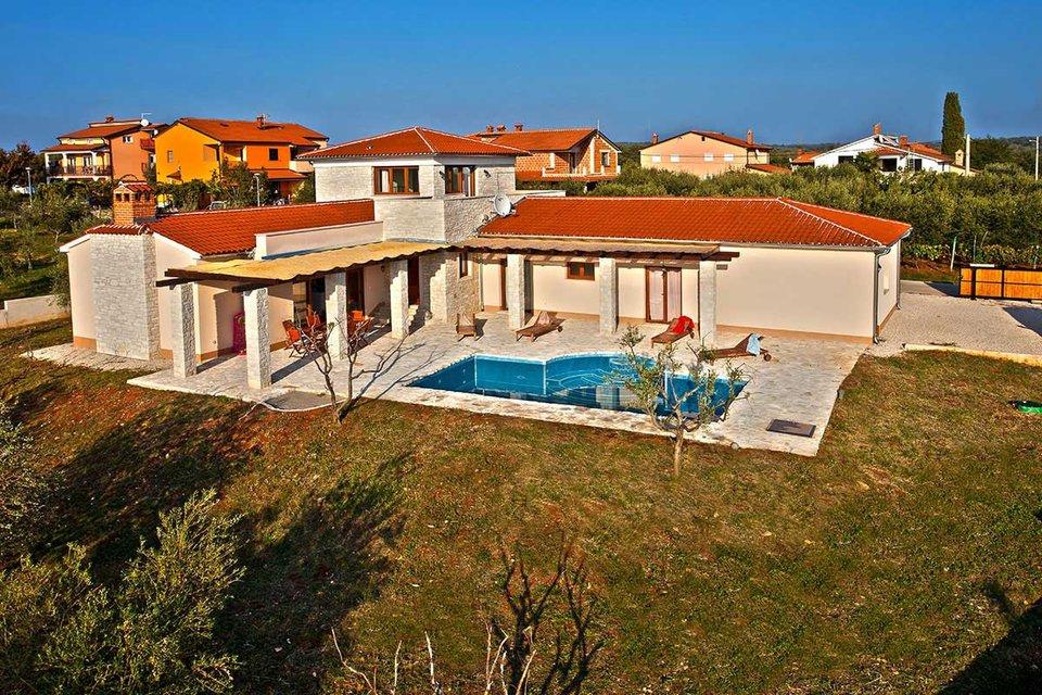 Будинок Герасимюка в Хорватії - фото 15744