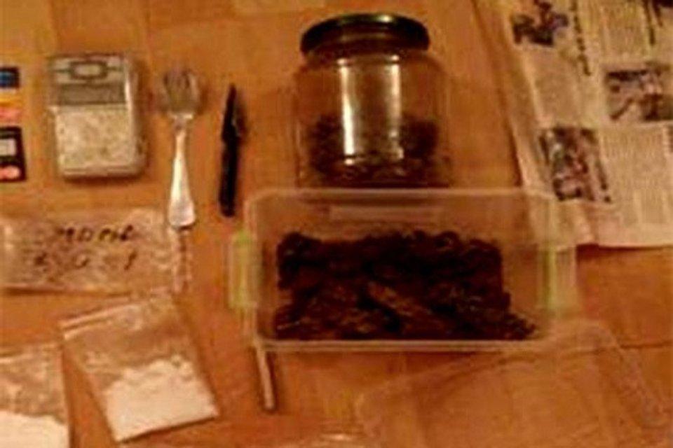 В Запорожье наркоторговцы сбывали товар через интернет-магазин - фото 19123