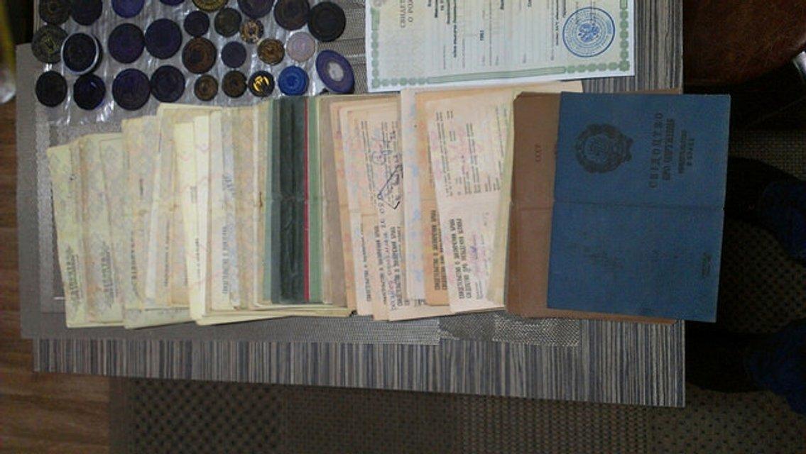 СБУ разоблачила мошенников, подделывавших для боевиков документы Украины и РФ  - фото 18063