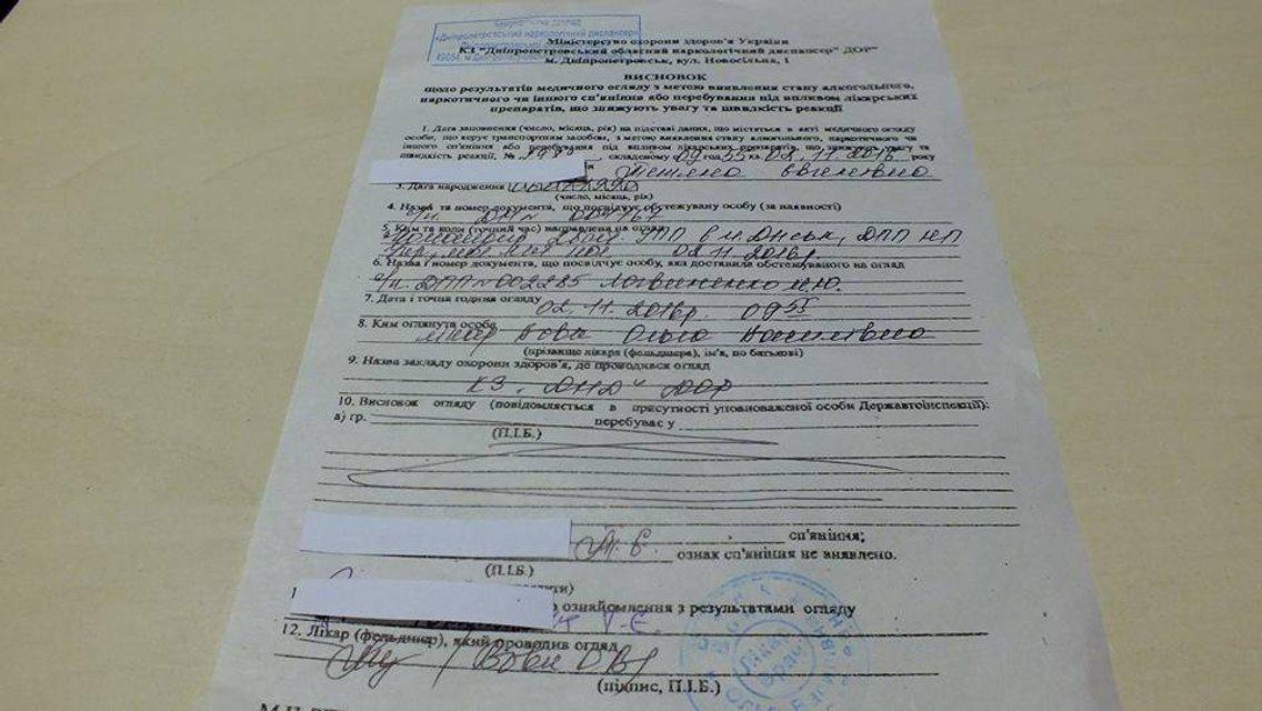 В полиции прокомментировали издевательства над патрульной в Днепре - фото 20202