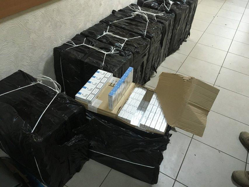 В Волынской области пограничники со стрельбой задержали 7 контрабандистов - фото 22549
