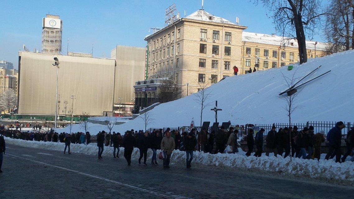 У вигляді фарсу. Хто злив третій Майдан? - фото 21839