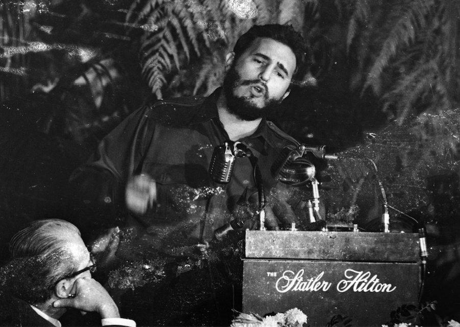 Куба далеко, Куба рядом. Исторические противоречия Фиделя Кастро - фото 23676