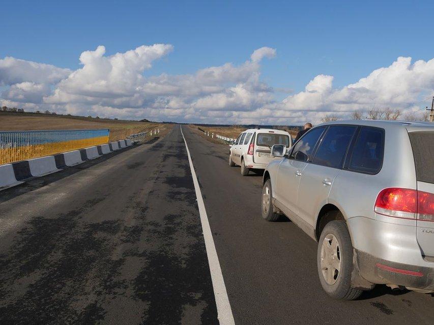 Для восстановления дорог на Донбассе выделяют 2 млрд гривен - фото 20317