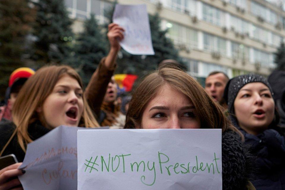 В Молдове обжалуют победу пророссийского кандидата на президентских выборах - фото 21761