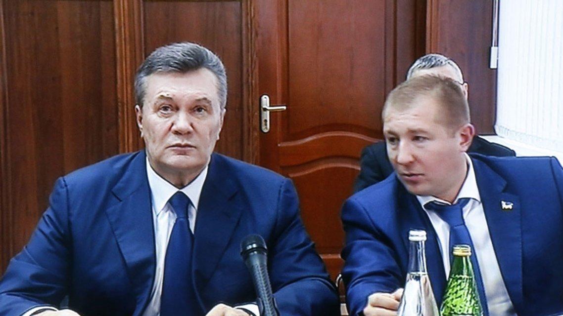 Допрос Януковича: онлайн-трансляция (обновляется) - фото 23423