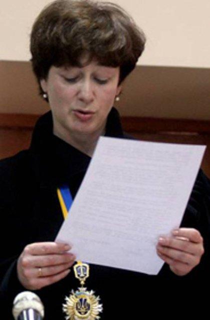 Харьковский судья забыла указать в е-декларации особняк на 623 кв.м. - фото 22219