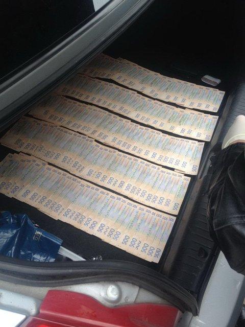 Чиновника, подозреваемого по делу свалки под Львовом, задержали на взятке (обновлено) - фото 22159