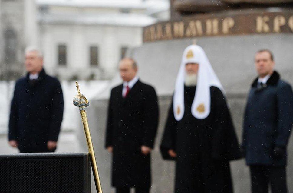 Зита и Гита. Путин узнал, что его тайно крестил отец патриарха Кирилла - фото 22941