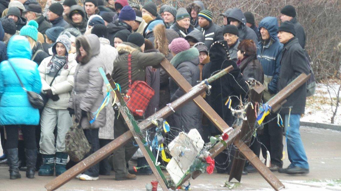Де береги? Як «антигонтарєвці» заблукали у Києві - фото 22919