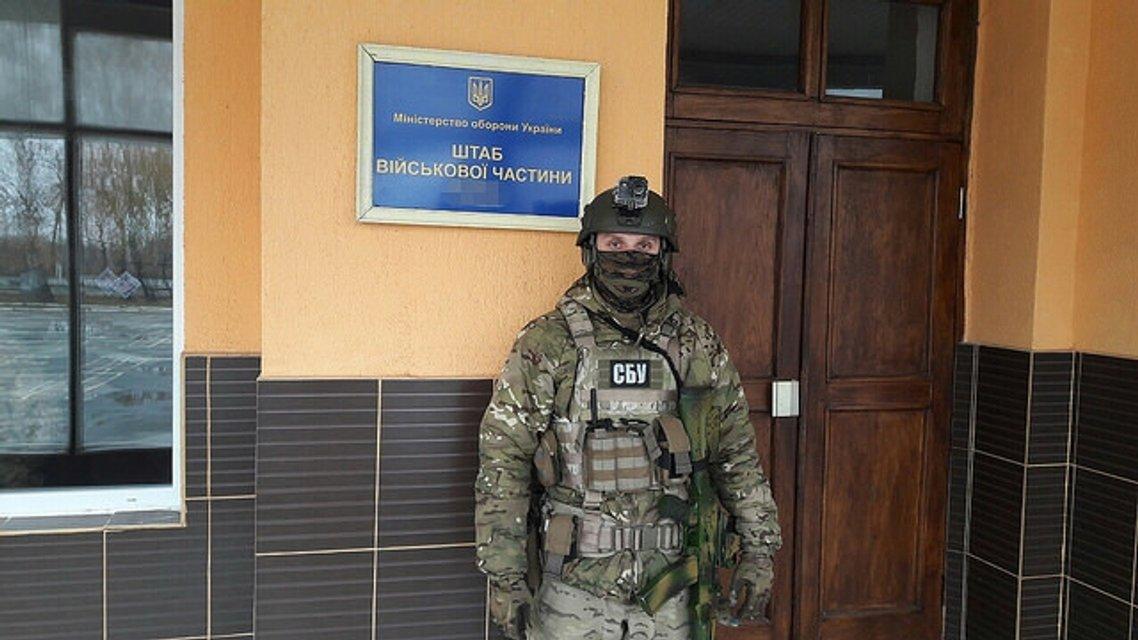 Военных в Житомирской области разоблачили в присвоении и перепродаже горючего для АТО - фото 21617