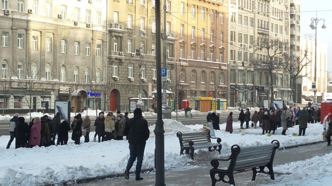 У вигляді фарсу. Хто злив третій Майдан? - фото 21836