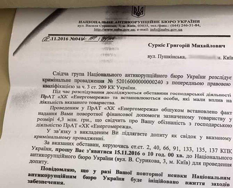 Братьев Суркисов вызвали на допрос в НАБУ - фото 21138