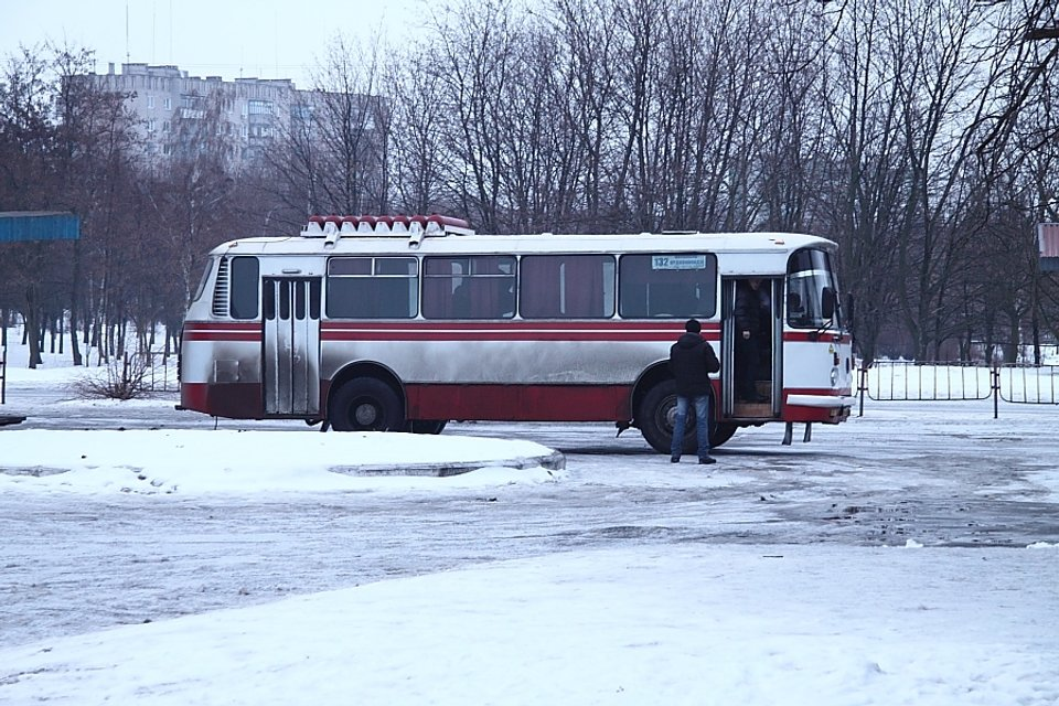 Тот самый автобус - фото 24153