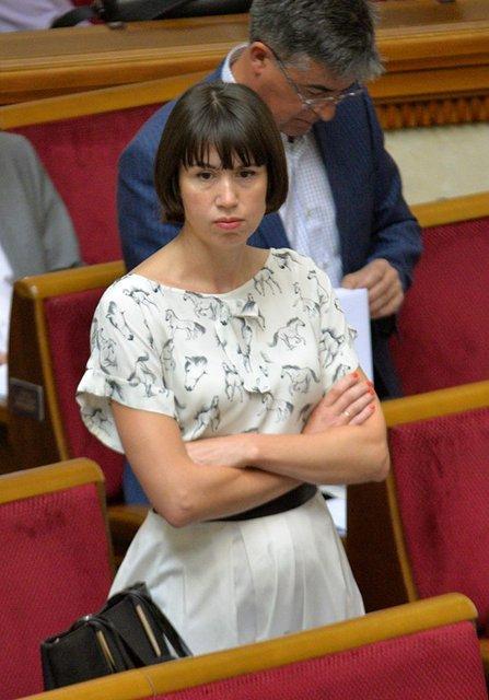 Тетяна Чорновол: У мене антирейтинг зараз більший, ніж у Юрія Іванющенка - фото 20799