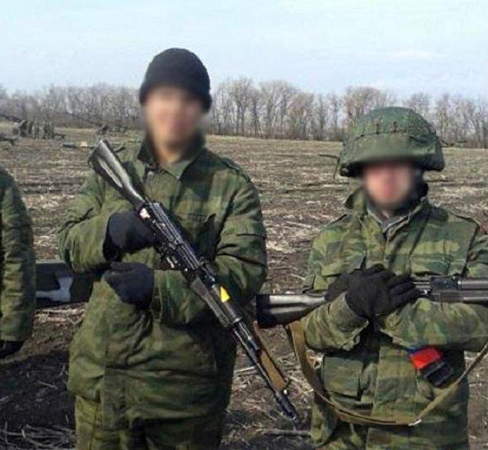 В Донецкой области задержан воевавший под Иловайском боевик - фото 21497