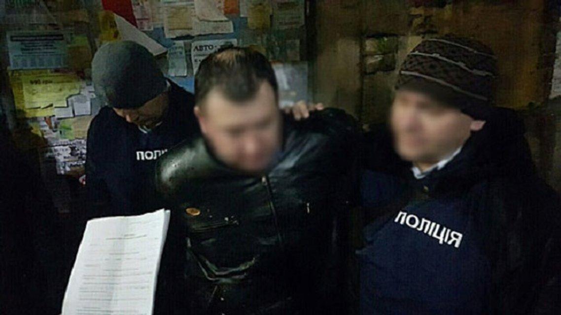 В Харькове сотрудник налогового управления разоблачен в получении взятки - фото 21202