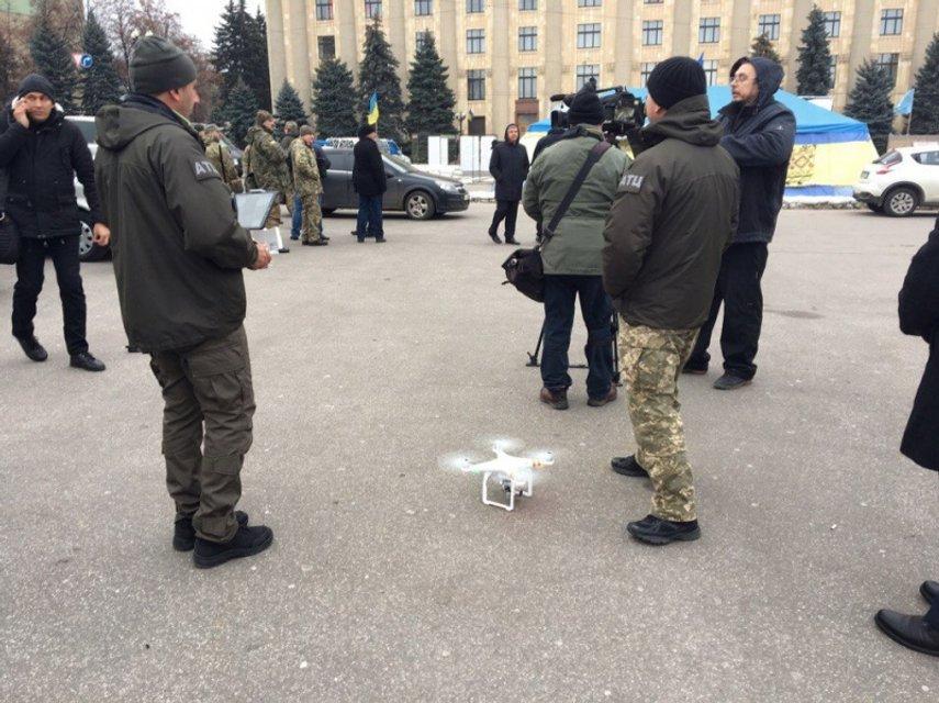 В Харькове состоялись масштабные антидиверсионные учения СБУ - фото 22494