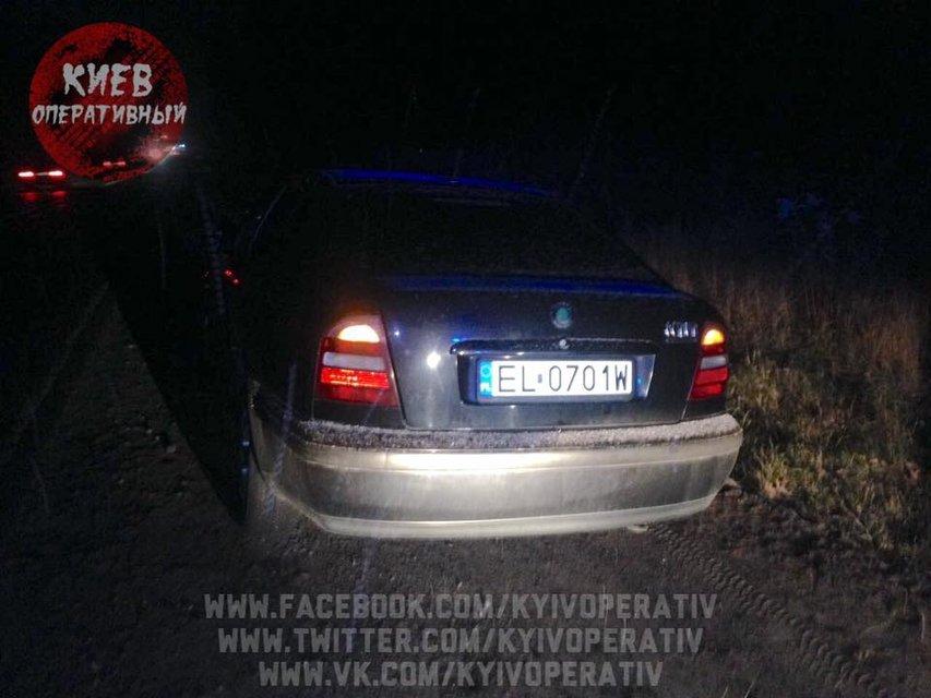 Чиновник устроил пьяную погоню с патрульными во Львовской области - фото 21484