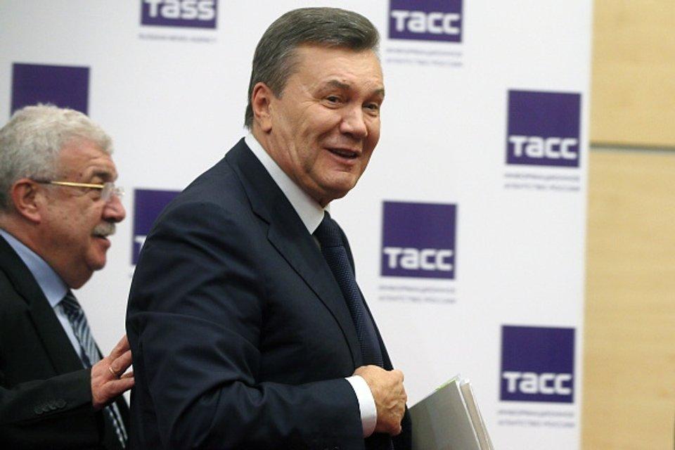 Онлайн-трансляция допроса Януковича: попытка №2 - фото 23816