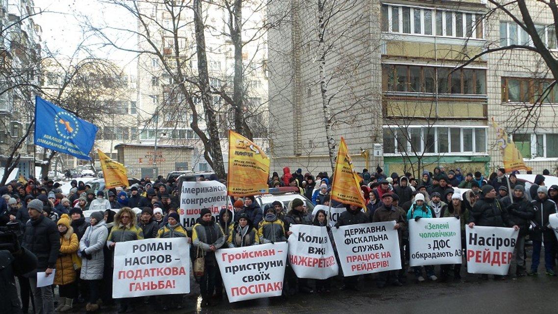 Операція «Реконструкція». Як у Києві викликали дух Майдану - фото 24179