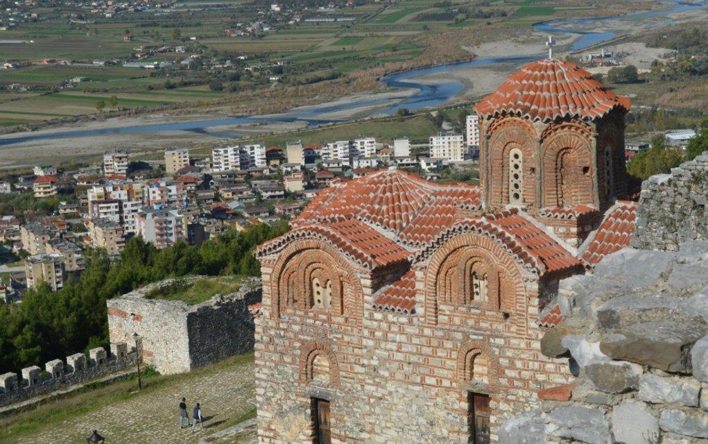 Обіцяні фантастичні краєвиди Албанії - фото 21331
