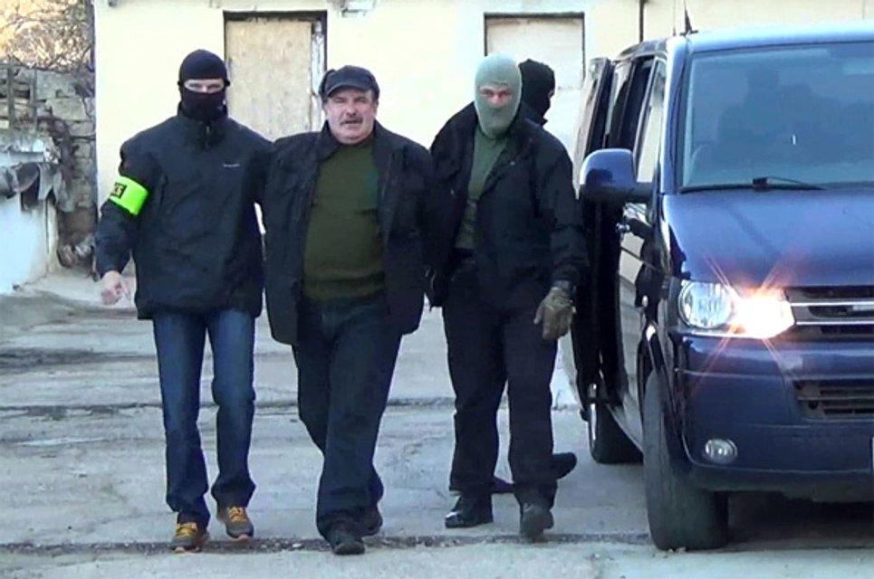 ФСБ подозревает бывшего военного ЧФ РФ в работе на украинскую разведку - фото 23259
