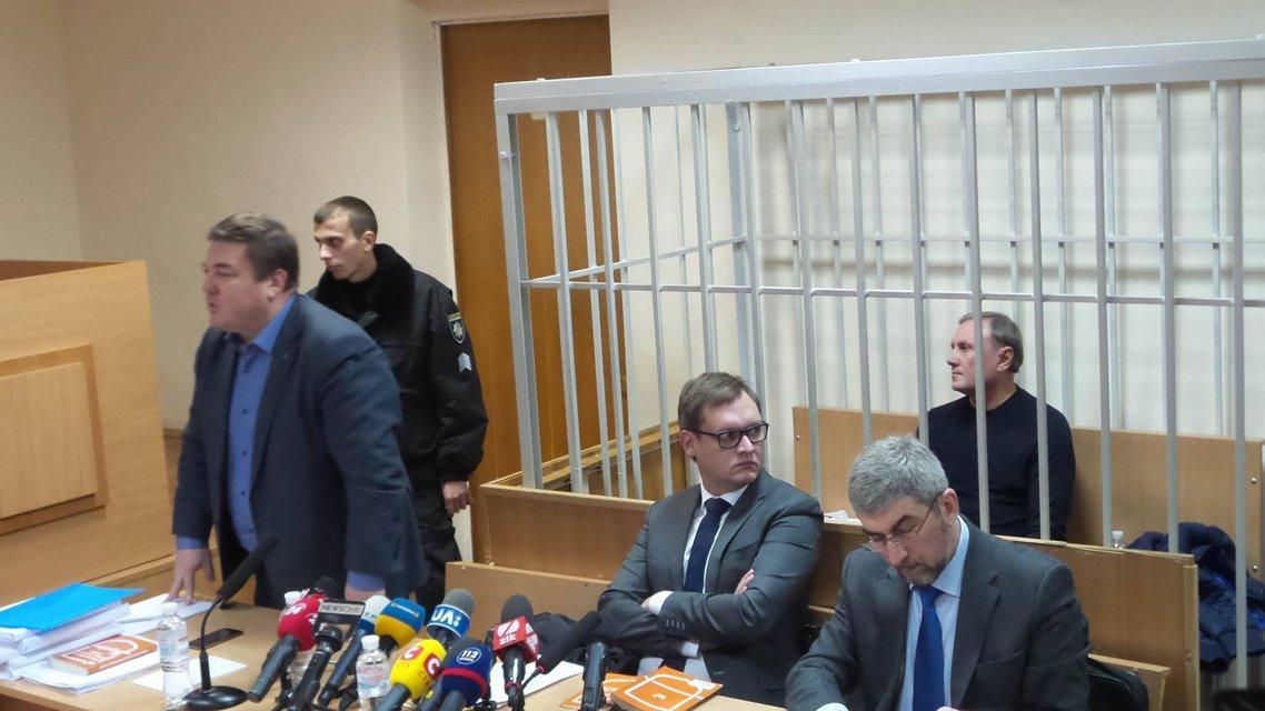 Адвокаты Ефремова требуют замены прокурора и против клетки - фото 22698
