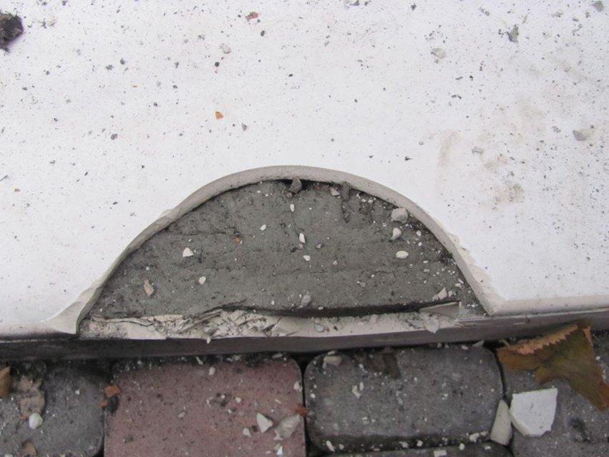 В Харькове в частном секторе утром прогремел взрыв - были повреждены фасады домов - фото 19824