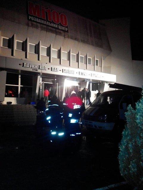 Во Львове в масштабном пожаре в ТЦ пострадало 38 человек - фото 23621