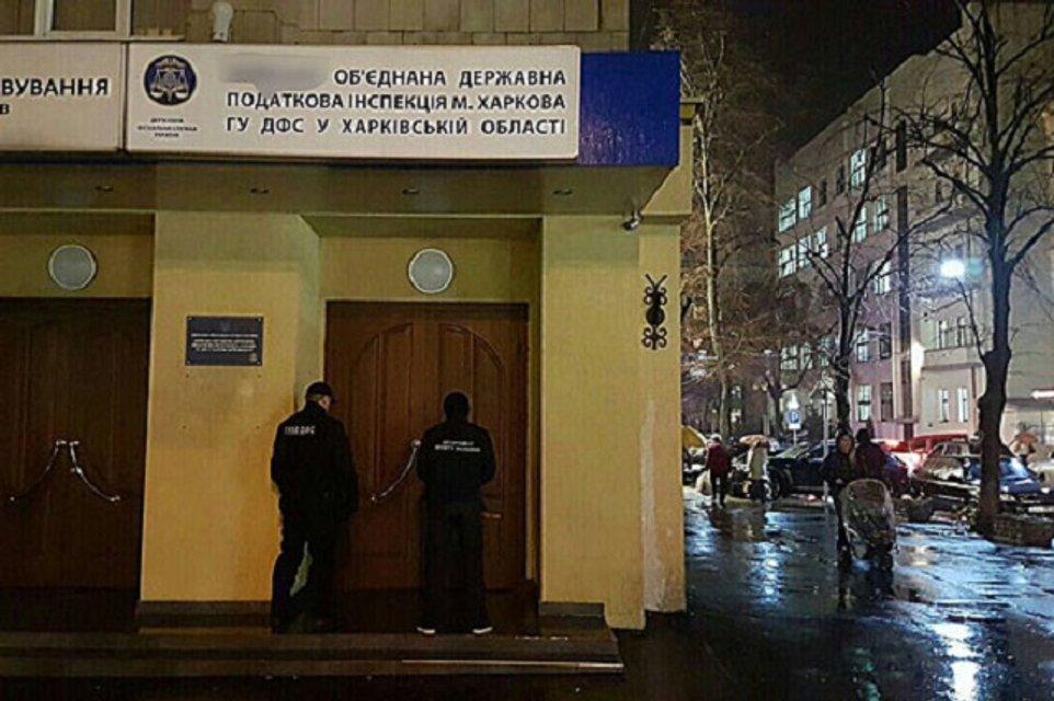 В Харькове сотрудник налогового управления разоблачен в получении взятки - фото 21205