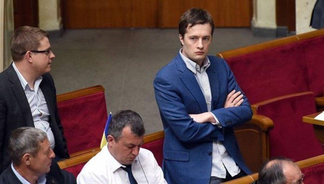Алексей Порошенко стоически переносит свою избранность - фото 22393