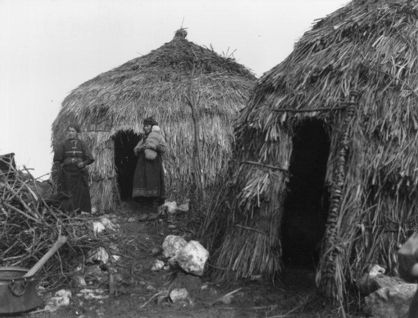 Албанське селище. 1938-й рік - фото 21319