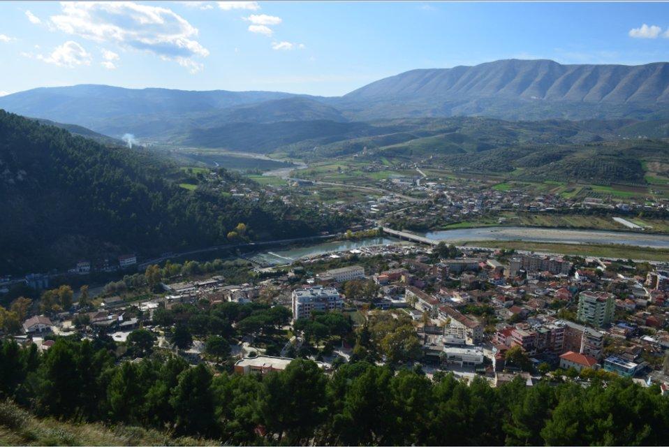 Обіцяні фантастичні краєвиди Албанії - фото 21329