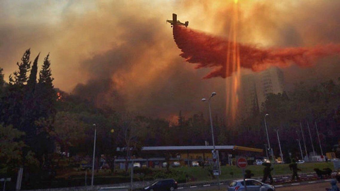 Власть огня. Как Израиль столкнулся с самым большим мегатерактом в истории - фото 23789