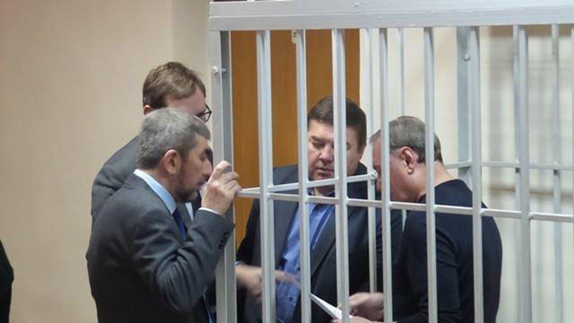 Адвокаты Ефремова требуют замены прокурора и против клетки - фото 22700