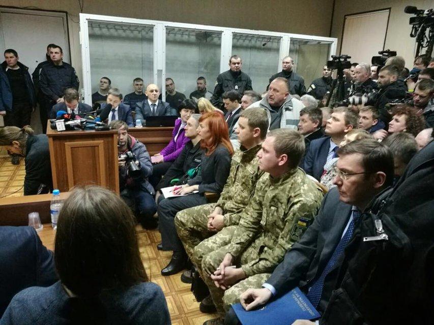Онлайн-трансляция допроса Януковича: Попытка №2 - фото 23823