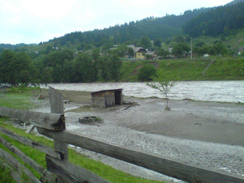 «День сурка» на Закарпатье. Что делать с паводками? - фото 20687